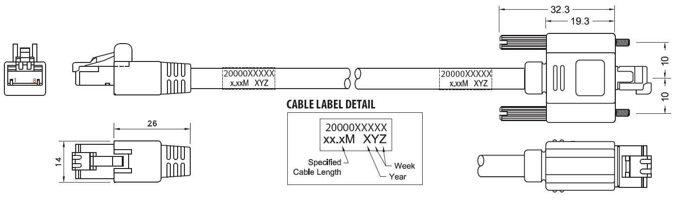 Cable Drawing