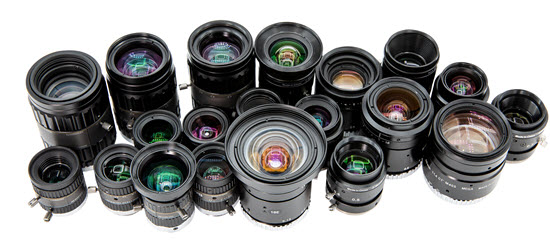 Photo of Basler Lenses